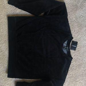 Forever21 black long sleeves(new)